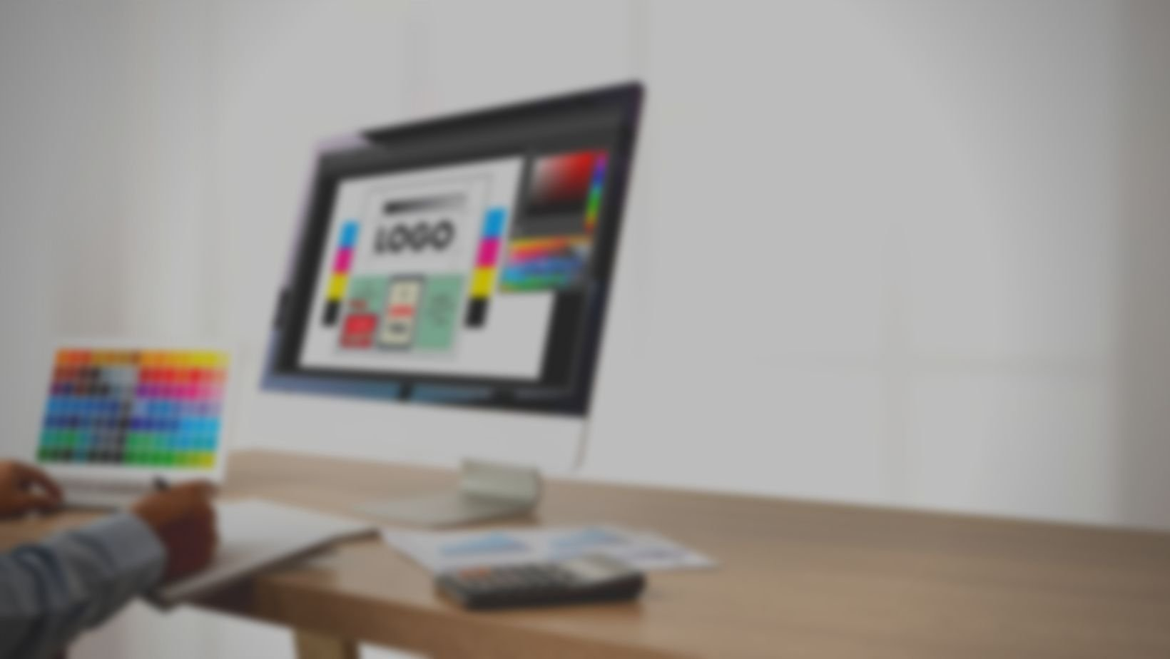 Make sure your website has a cohesive look and feel